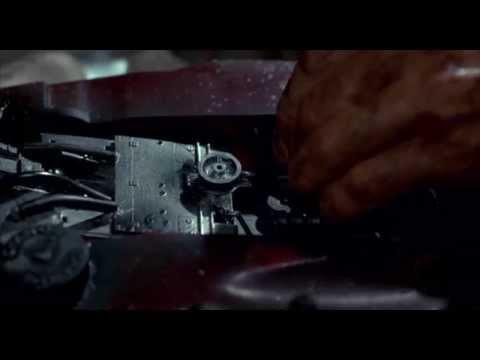 Evil Dead II (1987) Chainsaw Scene (720p HD)