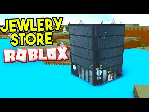 JEWELRY STORE (From Jailbreak)   Build A Boat For Treasure ROBLOX