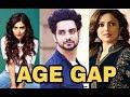 AGE GAP   Silsila Badalta Rishton Ka Actors And Actress (Cast) Real Age Gap  Shakti Arora