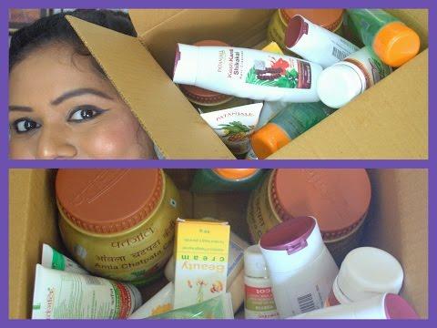 Patanjali Haul   Edible Coconut Oil?   Skin Care   Hair Care  