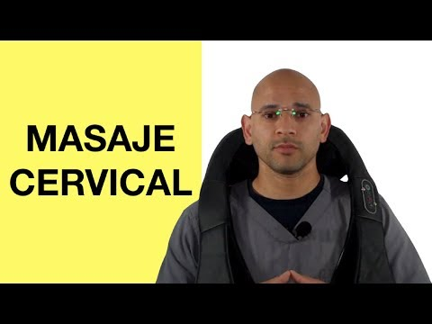 Masajeador Cervical | Masajeador de cuello y hombros