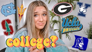 Download i applied to 12 out of state schools! college decision reaction 2019 (ucla, yale, stanford, etc) Video