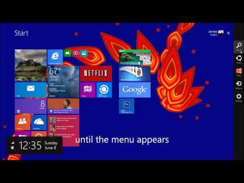 How to change windows 8.1 color scheme