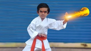 CHOTU DADA KARATE WALA | छोटू दादा कराटे वाला | Khandesh Hindi Comedy | Chotu Comedy Video