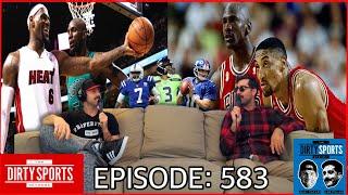 EPISODE 583: Michael Jordan Has Penis Envy