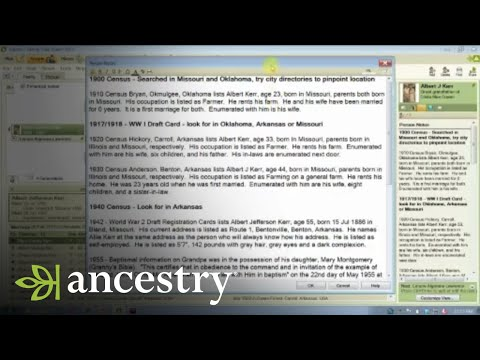 Using Ancestry.com Like A Pro