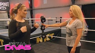 Mandy Rose keeps Natalya waiting: Total Divas Preview Clip: February 16, 2016