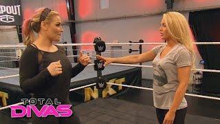 Mandy Rose keeps Natalya waiting: Total Divas Preview Clip: February 16, 2016