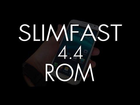 AT&T Galaxy Note II ROMS in a FLASH (SLIMFAST 4.4)
