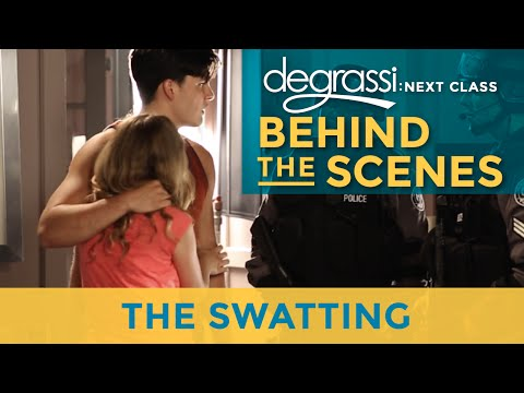 The Swatting - Degrassi: Next Class (WARNING: Contains Spoilers)