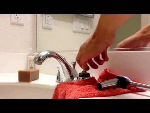 Kohler leaking handle cartridge repair