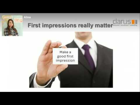 How to get job successfully after the skype interview? ClarusApex's Webinar