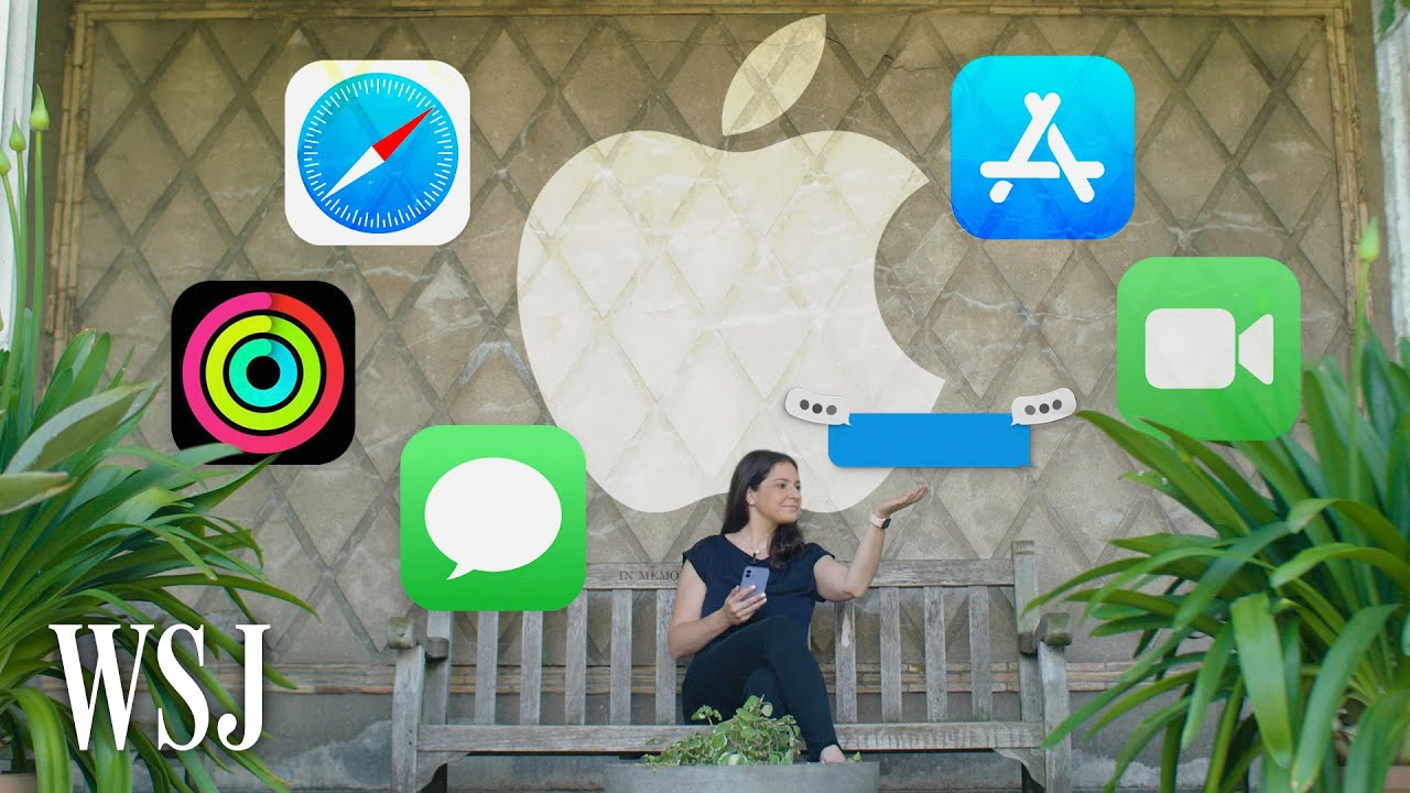 How Apple's iPhone and Apps Trap You in a Walled Garden | WSJ
