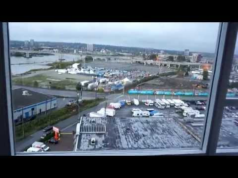Westin Wall Centre Review, Vancover Airport