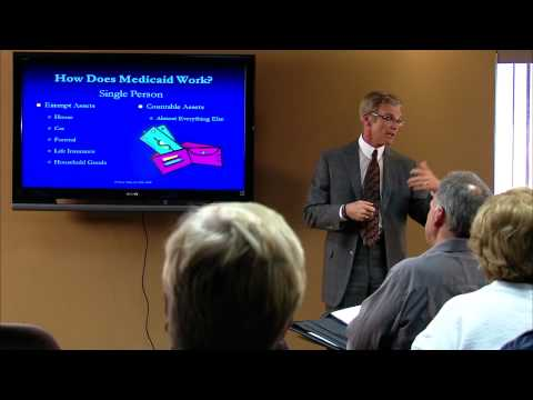 How Does Ohio Medicaid Work? Cleveland Elder Law Attorney Paul Stano