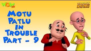 Motu Patlu in Trouble - Compilation Part 9 - Minutes of Fun!