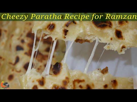 Delicious Cheezy Paratha Recipe|चीज़ी पराठा| Ramzan Recipe|Iftaar Recipe