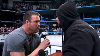 Bully Ray takes the war with Mr. Anderson to a new level (January 30, 2014)