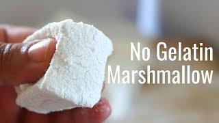 No Gelatine Marshmallow - Eggless Marshmallow - Vegetarian Marshmallow