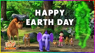 Short Stories for Kids - Importance of Earth Day