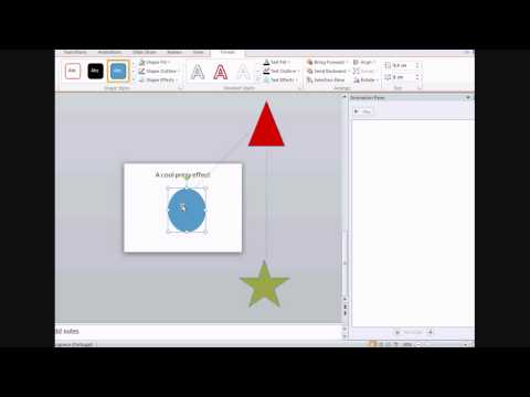 HOW TO ADD A PREZI EFFECT TO A POWERPOINT PRESENTATION