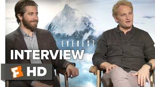 Download Everest Interview - Jason Clarke and Jake Gyllenhaal (2015) - Elizabeth Debicki Adventure Movie HD Video
