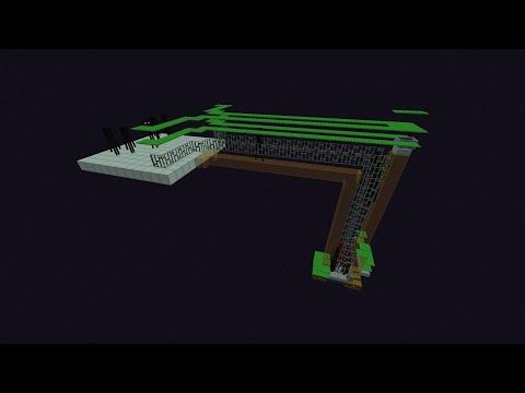 Tutorial: Simple Max XP Enderman Farm for 1.11.2+