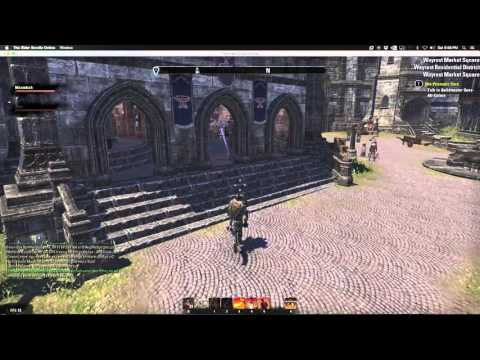 Elder Scrolls Online Refining