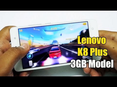 Lenovo K8 Plus Gaming Review | Budget Beast