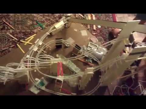 Physics Grade 12 Project Marble Roller Coaster