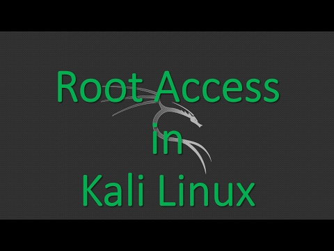 How to run root terminal in user account  Kali Linux tutorial || Get root access in linux ||