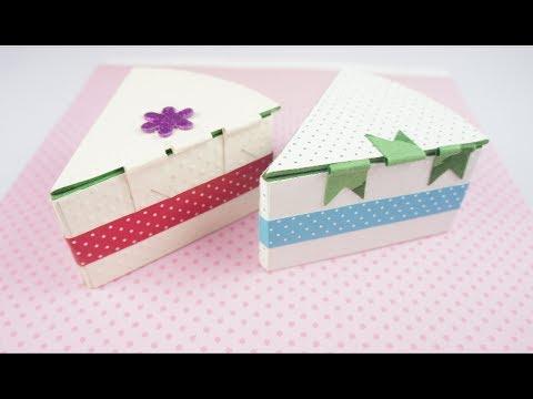 DIY Cake Jewellery Box- Easy tCraft