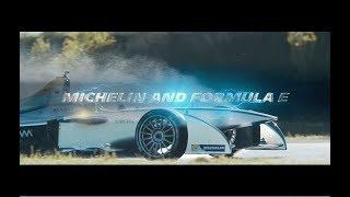 ABB FIA Formula E & Michelin: 5 years already! - Michelin Motorsport