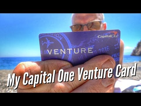 MY CAPITAL ONE VENTURE CARD - how I got smart about my travel