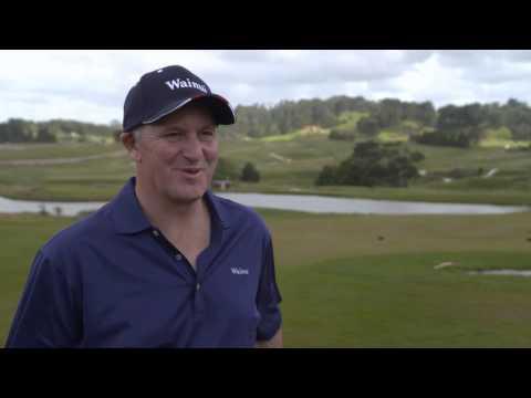 Wainui Golf | New Zealand's newest course