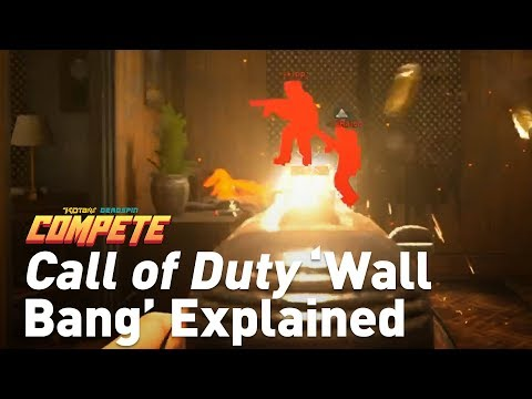 Call of Duty 'Wall Bang' Explained