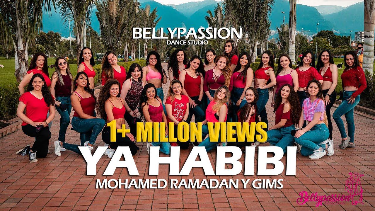 YA HABIBI - BELLYPASSION DANCE STUDIO - MOHAMED RAMADAN & GIMS
