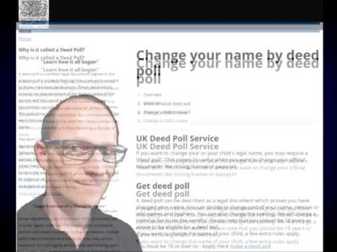 How Did Deed Poll Start, The History of Changing Name By DeedPoll