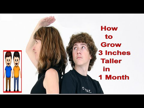 Top 10 Ways how to grow 3 inches taller in 1 month | Ways to Increase Height in 2018
