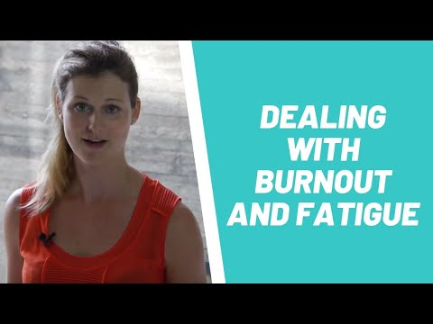 Dealing with burnout and fatigue- How your brain needs fun and passion in your life.