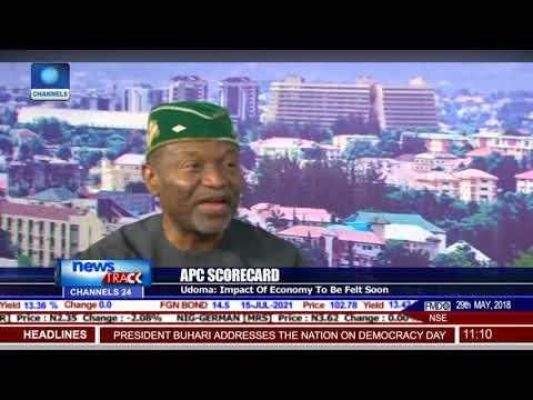 Udoma Assures Impact Of Economy Will Be Felt Soon