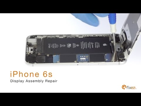 How to fix your Cracked Screen: iPhone 6s
