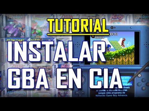 3DS: Convertir Juegos