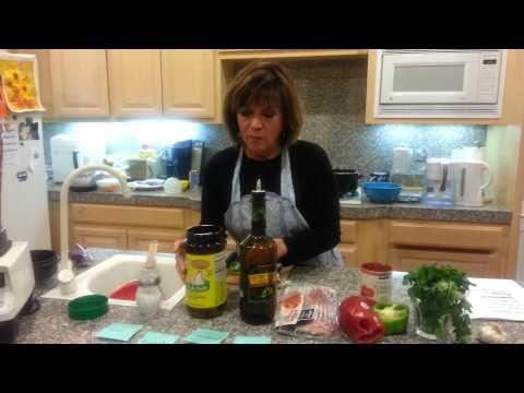 Lentil Soup Recipe using VitaMix