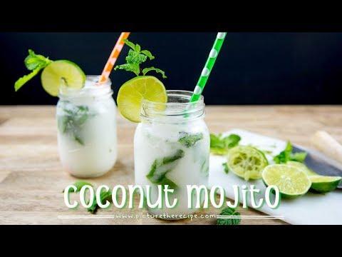 Coconut Mojito Recipe