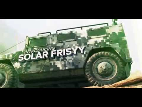 Introducing Solar Frisyy by Solar Swtch