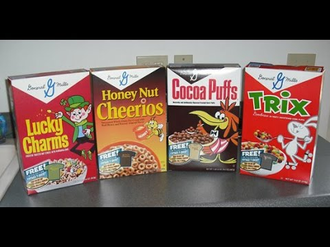 Kids Say The Funniest Things - Generic Cereal Vs. Brand Name
