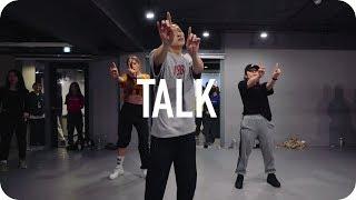 Talk  Khalid  Enoh Choreography