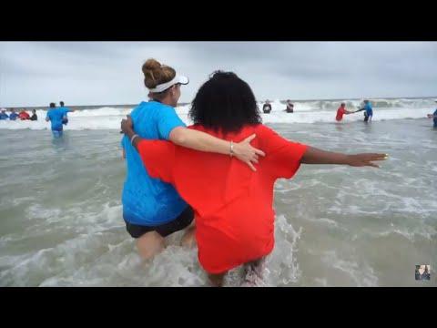 The Day I Got Baptized