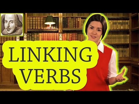 What are Linking Verbs? English Grammar for Beginners | Basic English | ESL